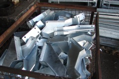 Stahlkonstruktion feuerverzinkt
