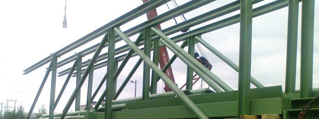 Stahlbau und Metallbau - Firma KOZDRA - Slide 2