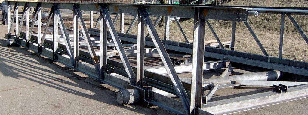 Stahlbau und Metallbau - Firma KOZDRA - Slide 6