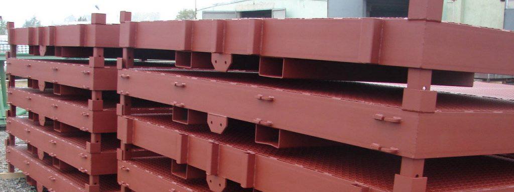 Stahlbau und Metallbau - Firma KOZDRA - Slide 8